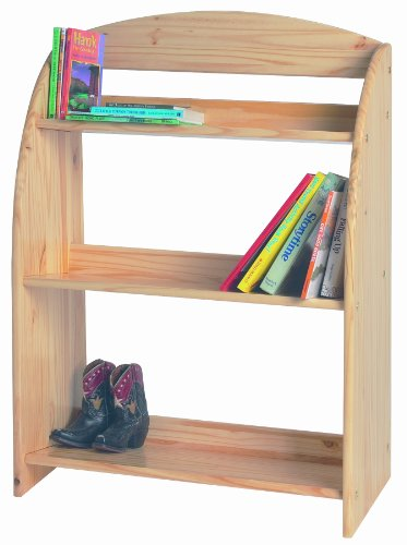 Little Colorado Unfinished Kid's Bookcase by Little Colorado