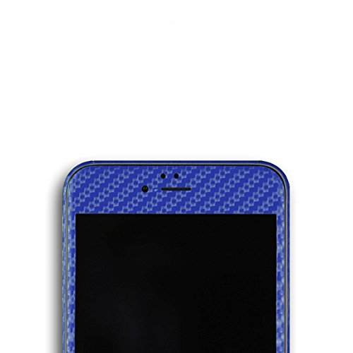 appskins posteriore iPhone 6S Plus Carbon Blue