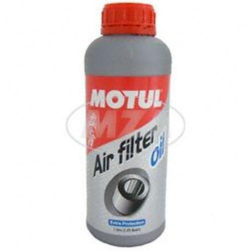 12,89€ /l MOTUL Luftfilterà ¶ l, Air Filter Oil, Trà ¤ nkà ¶ l fà ¼ r Filter aus Schaumstoff fà ¼ r Cross, Gelà ¤ nde- und Straà Ÿ eneinsatz, 1L Dose