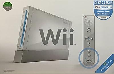 Nintendo Wii White Console (NTSC) - RVL-001 - with Gamecube Ports
