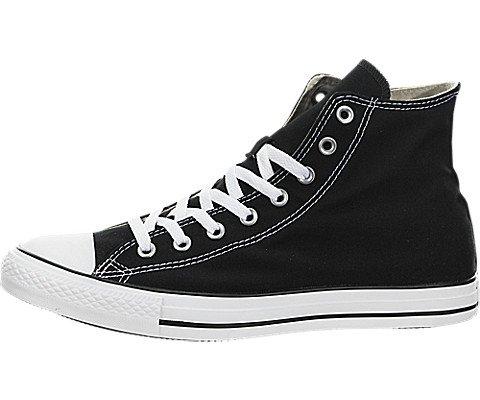 Converse Men's The Chuck Taylor All Star Hi Sneaker 8 Black