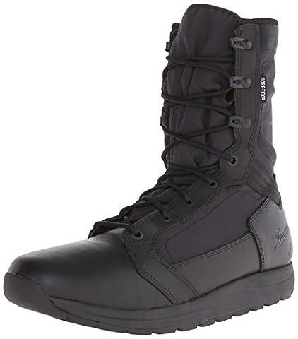 "Danner Men's Tachyon 8"" GTX Duty Boot,Black,11.5 EE US - Gore Tex Slip"