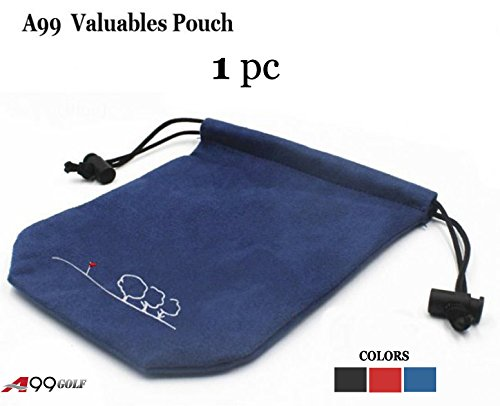 Large Golf valuable pouch wrench tool pouch case Jewelry accessories bag 8 2/10