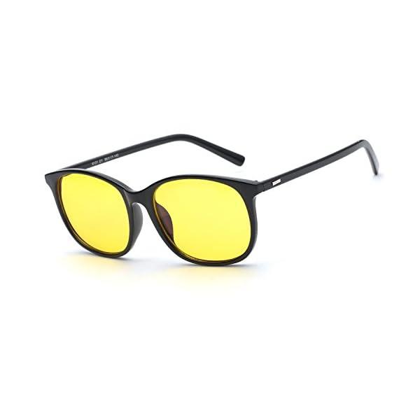 e86715df03 Home   Sunglasses   HD Night Driving Glasses for Men Women Anti-glare  Safety Glasses