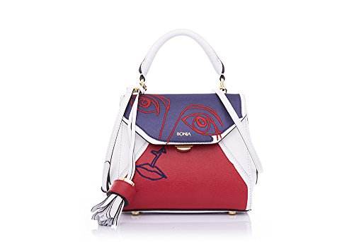 bonia-womens-sophia-leather-femme-novelty-satchel-small-blue