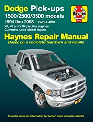 Image of the product Dodge Pick ups: 2002 thru that is listed on the catalogue brand of Haynes Repair Manuals.