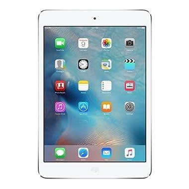 Apple iPad Mini 2 Tablet - 128GB, Silver ME860LL/A - WiFi Only (Refurbished)