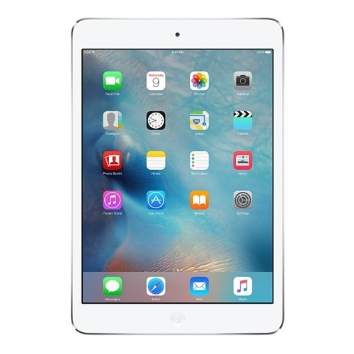 Apple iPad Mini 2 Tablet - 32GB, Silver ME28OLL/A - WiFi Only (Certified Refurbished)