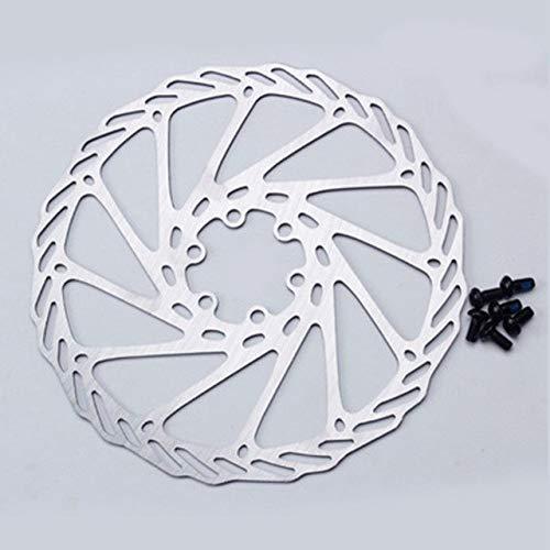 289fda38fb0 1PCS G3 HS1 Brake Rotor 180MM Stainless Steel Bicycle Disc Brake Avid Bike  Cassette Brake Disc rotor Bicycle parts - Grey