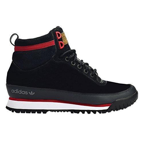 Adidas–ZX Baltora Boot–Stivali invernali–Nero/Bianco/Rosso