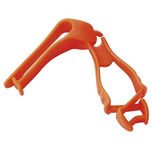 Ergodyne Squids 3405 Glove Grabber with Belt Clip, Orange