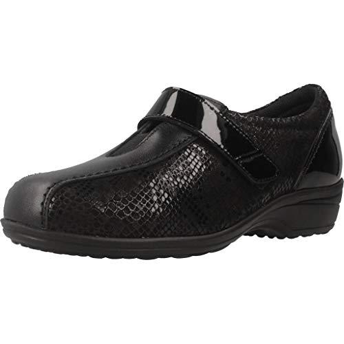 Mujer Pinosos 7313 Color Negro De Mujer Negro Modelo Zapatos Para Pinosos Marca Cordones G PRxvWWqw4z