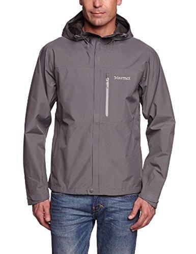 Fort Hood Zipper - Marmot Minimalist Jacket - Men's Cinder XXL