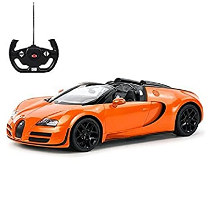 Amazon Com Radio Remote Control 1 14 Bugatti Veyron 16 4 Grand