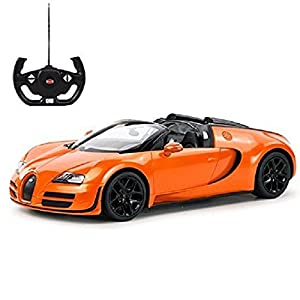 radio remote control 1 14 bugatti veyron 16 4. Black Bedroom Furniture Sets. Home Design Ideas