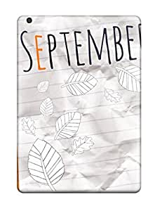 diy phone caseHot Style PWzYrYc7007BqTFD Protective Case Cover For Ipadair(september Bliss Paper Leaf White Orange Fall Nature Autumn)diy phone case