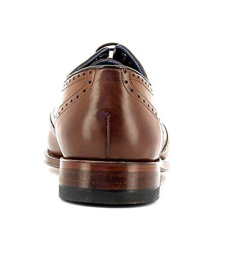 uomo torino amp; Bros stringate Gordon midbrown Scarpe leather qUIwqa