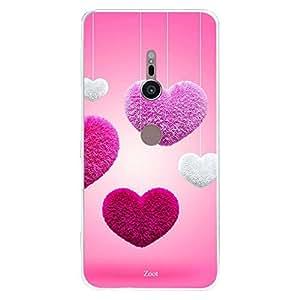 Sony XZ2 Colored Hearts