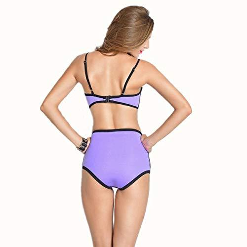 Bikini Ensembles Deux Mme Taille Bikini Xxl Zhrui coloré mode Etats De Les L'europe Et unis wnxqHYaT