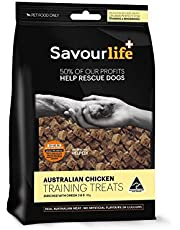 SavourLife Australian Chicken Dog Training Treats 165 g