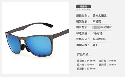 Lennon lunettes Film de du rond cercle vintage retro soleil polarisées style en métallique inspirées Noir C 88gxOwn
