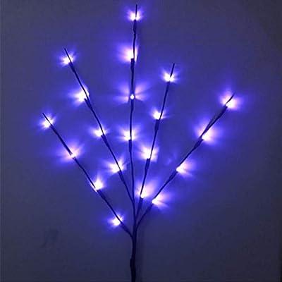 SQWK iluminación de colores lámpara de mesa simulación luces de ...