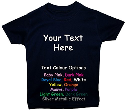 para Personaliza beb Acce tu Design Custom Products propio mensaje Camiseta qtw8UOtWg