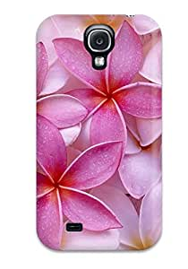 Fashion Tpu Case For Galaxy S4- Flower Defender Case Cover
