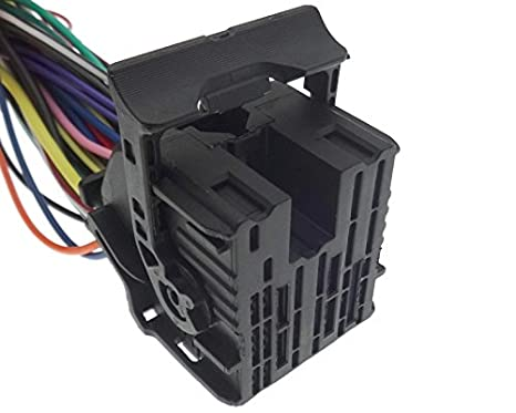 Parrot THB adaptador CITROEN Peugeot Toyota AB.2016 Cable conector ISO Auto Radio: Amazon.es: Electrónica