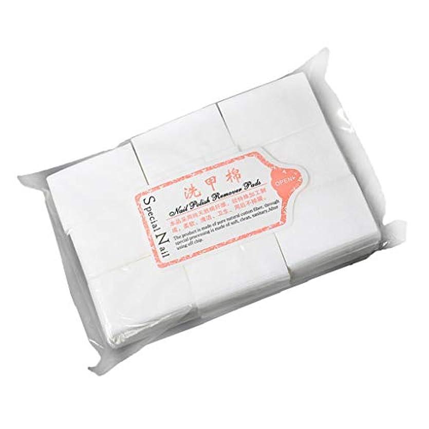 大量マイクロ尊敬するネイルアートジェルポリッシュ リムーバーワイプ 拭き取り 化粧品 コットンパッド