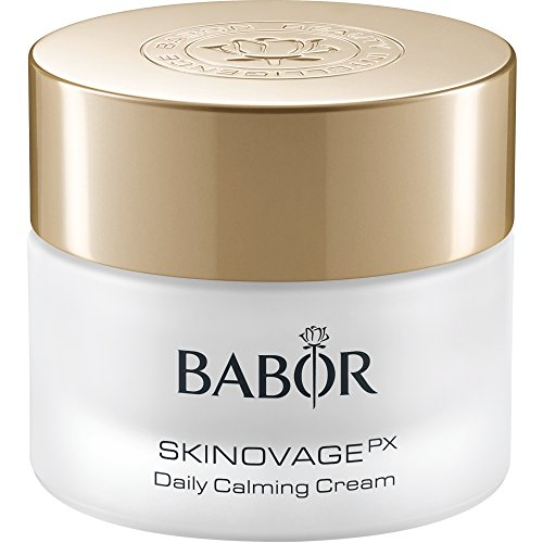 SKINOVAGE PX Calming Sensitive Daily Calming Cream For Face 1.69 oz Best Natural Face Cream for Day and Night