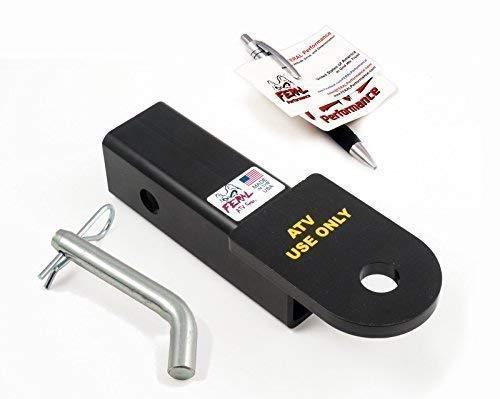 Draw Bar Hitch FERAL ATV Gear 2 X 6 Receiver