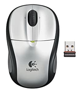 Wireless Mouse Light Silver