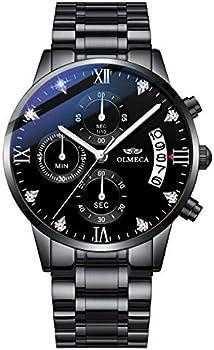 Olmeca Men's Luxury Fashion Business Wristwatches