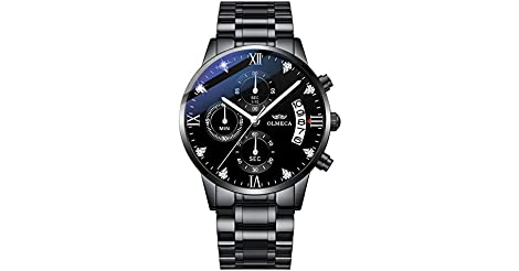 Olmeca Men's Luxury Fashion Watch only $8.99