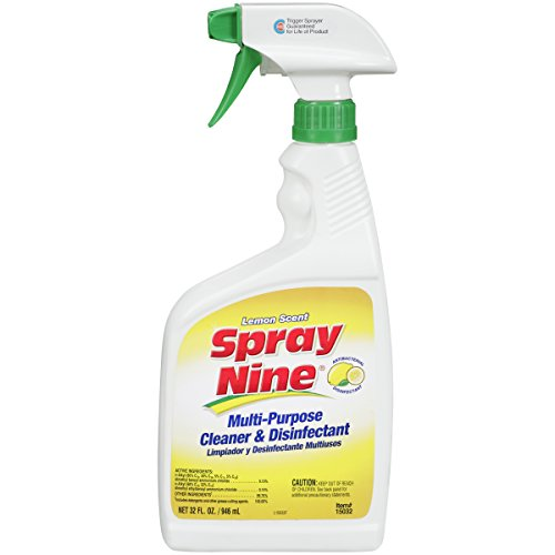 spray-nine-15032-lemon-scented-cleaner-and-disinfectant-32-oz-pack-of-12
