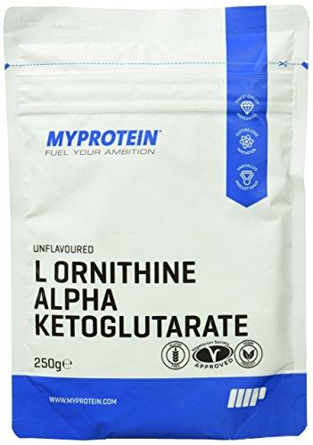 Myprotein L-Ornithine Alpha Ketoglutarate (OAKG), 1er Pack (1 x 250 g)