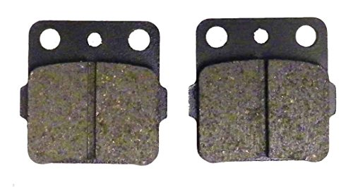 Brake Pads Yamaha ATV 600 Grizzly 1998-2001 / 660 Grizzly 2002-2008 / 660 Raptor 2001-2005 Rear WSM 09-5067E OEM# 06435-HA5-670 by Pwc Engine