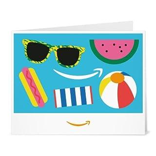 Amazon Gift Card - Print - Summer Hot Dog (B01M0WYCS8) | Amazon price tracker / tracking, Amazon price history charts, Amazon price watches, Amazon price drop alerts
