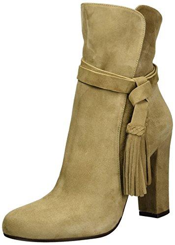 Pura Lopez Aj393, Stivali Donna Marrone (Marrone (Cammello))