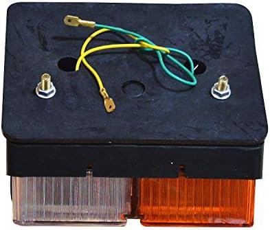 Paar Vorne Blinker Kontrollleuchte Kotflügel Vorne Licht Für Traktoren 12v Auto