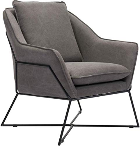 - Zuo Modern 100727 Lincoln Lounge Chair, 29.9