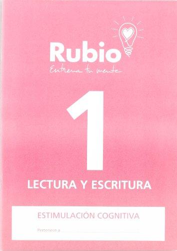 Cuadernos Rubio: Lectura Y Escritura 1 (Spanish Edition)