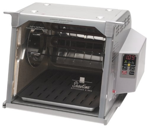 Ronco ST5000PLGEN Showtime Rotisserie Platinum Edition by Popeil Inventions LLC