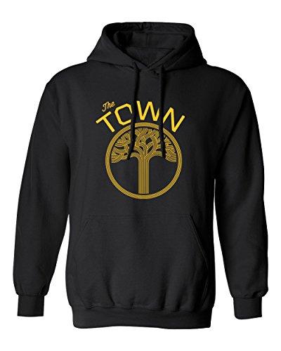 Golden State The Town Vintage Men's Hoodie Sweatshirt - Mens Town