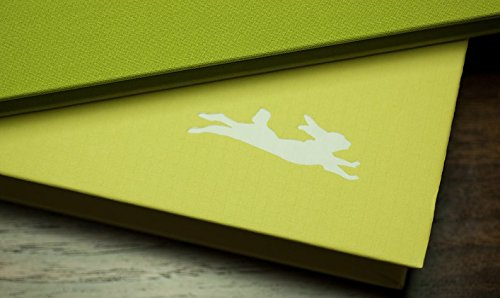 Binth Handmade Baby Book with Keepsake Box (Green) by Binth (Image #1)