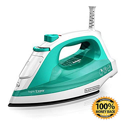 Awesome Artmusekit Light N Easy Compact Steam Iron Turquoise Machost Co Dining Chair Design Ideas Machostcouk