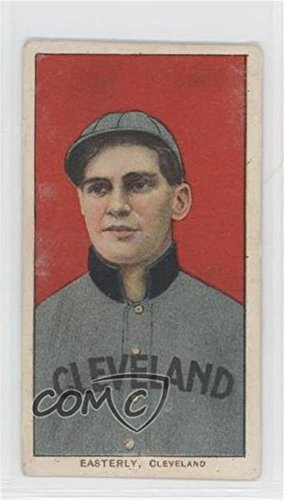 T206 Card (Ted Easterly COMC REVIEWED Good to VG-EX (Baseball Card) 1909-11 T206 Piedmont 350 Back #TEEA)