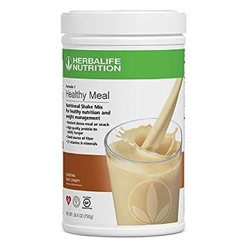 Amazon.com: Herbalife Fórmula 1 Healthy Meal Nutritional ...