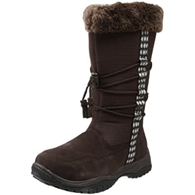 Baffin Women's Amak Winter Boot,Chocolate,7 M US